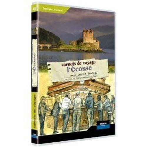 Carnets de voyage l 39 ecosse avec damien roudeau dvd zone 2 - Code avantage aroma zone frais de port ...