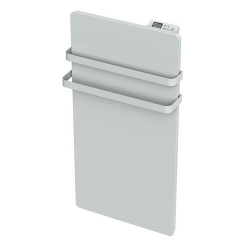 carrera chauffage radiateur seche serviettes 1000w blanc pas cher. Black Bedroom Furniture Sets. Home Design Ideas
