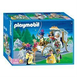 Playmobil 4258 - Mari�s Et Carrosse