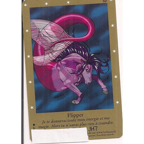 Carte bella sara flipper 67 97 code non activ neuf et - Jeux de bella sara gratuit ...