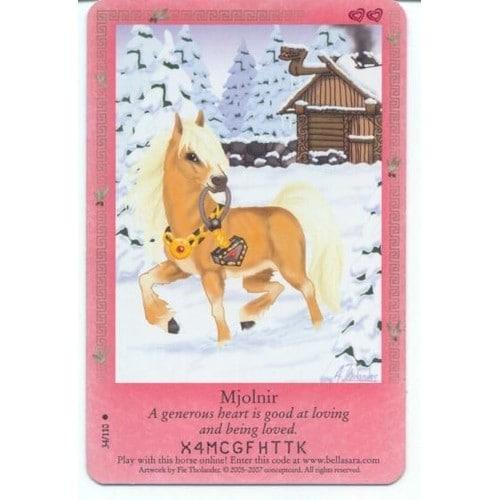 Carte bella sara mythologie mjolnir 34 110 neuf et d - Jeux de bella sara gratuit ...