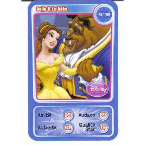 Carte De Jeux Disney 48/180 - Auchan neuf et d'occasion