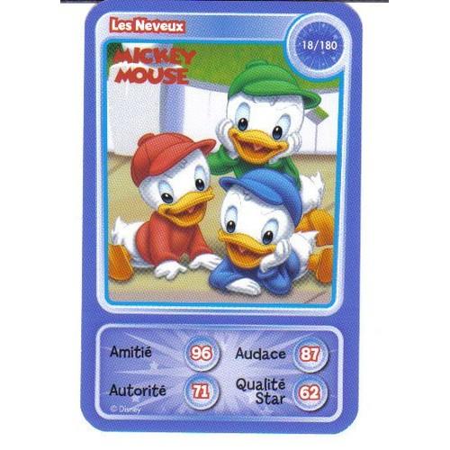 Carte de jeux disney auchan mickey mouse neuf et d 39 occasion - Jeux mickey mouse gratuit ...