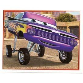 Carte Disney Carrefour Un Monde Magique N�16 (Cars) + 2 Cartes Cadeaux Au Choix