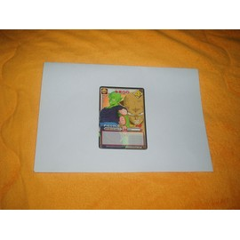 Carte Dragon Ball Z Cartes A Jouer Et A Collectionner / Super / Piccolo Point D'attaque 3500 D-166 . / Francais.