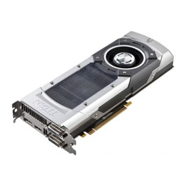 carte graphique Gainward 2845 GeForce GTX TITAN 6 Go