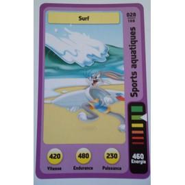 Carte La Fete Du Sport 028:Surf