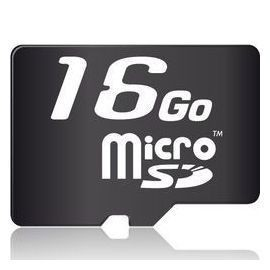 carte memoire micro sd sandisk 16 go adaptateur sd. Black Bedroom Furniture Sets. Home Design Ideas
