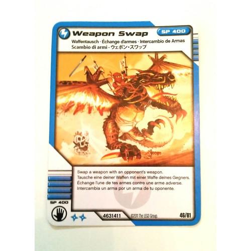 Carte ninjago 46 81 weapon swap neuf et d 39 occasion - Carte ninjago ...