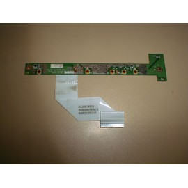 Carte panel boutons commande + LED Compaq Presario V5000