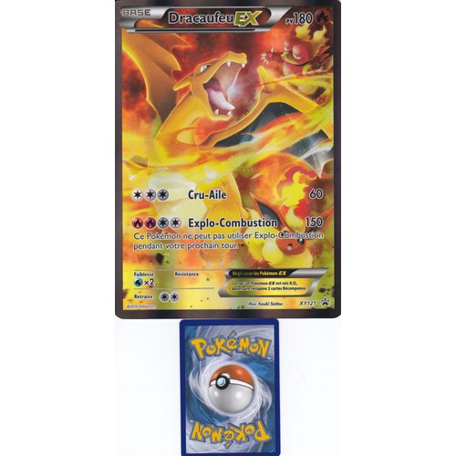 Carte pokemon jumbo geante neuf et d 39 occasion - Carte pokemon geante ...
