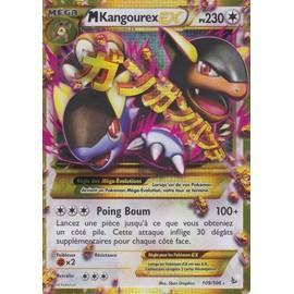 Carte pokemon m kangourex ex neuf et d 39 occasion rakuten - Pokemon mega kangourex ...