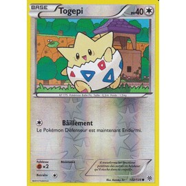 Carte Pokemon - Togepi