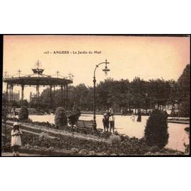 Carte Postale Ancienne, France, Maine Et Loire ( 49 ), Angers, La ...
