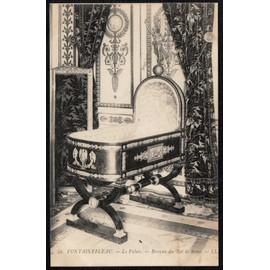 carte postale ancienne france seine et marne 77 fontainebleau le palais berceau du roi. Black Bedroom Furniture Sets. Home Design Ideas