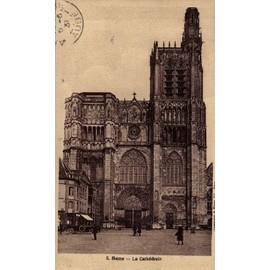 Carte postale ancienne france yonne 89 sens la for Sens 89 yonne