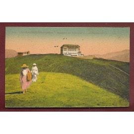 carte postale ancienne luchon haute garonne superbagn res sommet du plateau et le grand. Black Bedroom Furniture Sets. Home Design Ideas