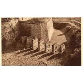Carte postale ancienne n 5 montreuil sur mer citadelle for Porte carte postale sur pied