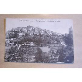 Carte Postale : Cagnes, Vue G�n�rale