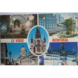 carte postale canada