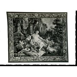 Carte Postale D Aubusson Creuse Tapisserie D Une Scene