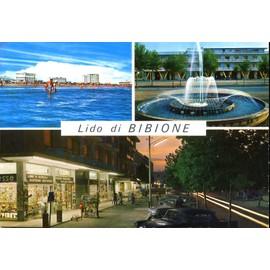 Carte Italie Bibione.Carte Postale De Bibione Italie 3 Vues Achat Et Vente Rakuten