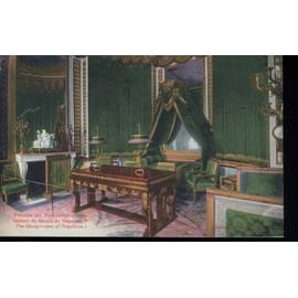 carte postale de fontainebleau seine et marne le ch teau cabinet de travail de napol on 1er. Black Bedroom Furniture Sets. Home Design Ideas