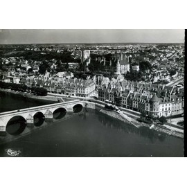 Carte Postale De Gien Loiret Vue Gnrale