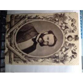 Carte Postale Portrait De Jean-Henri Dunant Centenaire De Sa Naissance