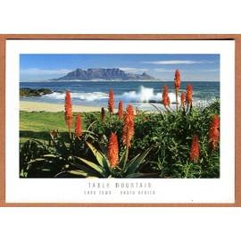 Carte Postale Afrique Du Sud.Carte Postale Table Mountain Cape Town Afrique Du Sud