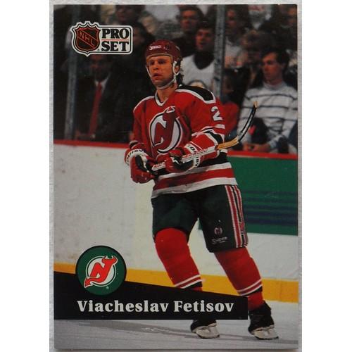 Carte Pro Set N° 142 Nhl  amp  Nhlpa 1991 - Devils De New Jersey ... 352ced010