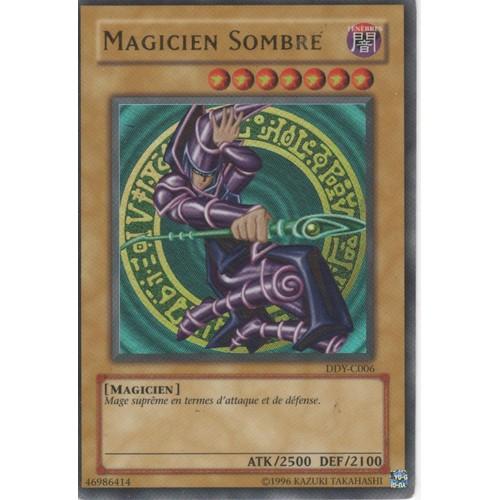 carte rare yu gi oh Carte Yu Gi Oh Yu Gi Oh! Magicien Silencieux LV8 NTR FR002 super