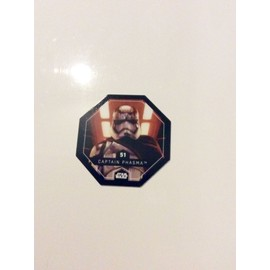Cartes Star Wars (Leclerc)