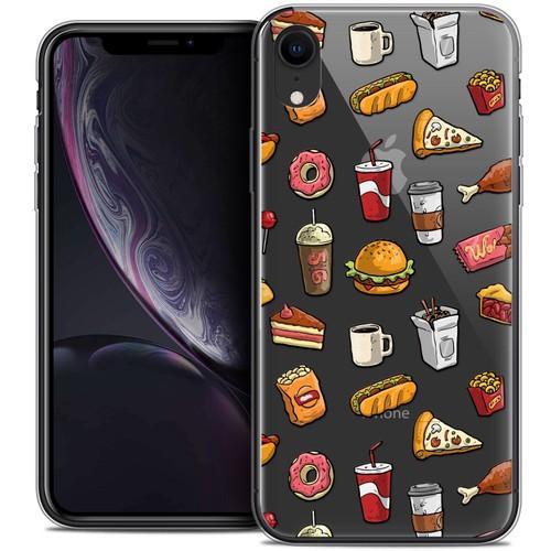 coque hamburger iphone xr
