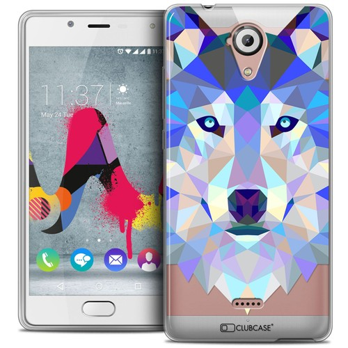 Caseink coque housse etui wiko u feel lite crystal gel for Housse wiko upulse lite