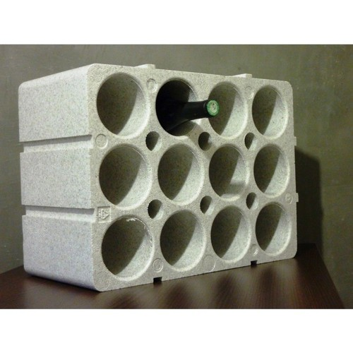 casier 12 bouteilles en polystyr ne achat et vente. Black Bedroom Furniture Sets. Home Design Ideas