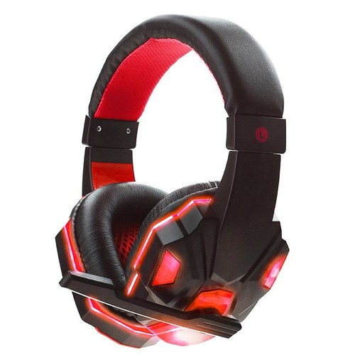 casque audio gaming soyto sy881mv lumineux achat et vente rakuten. Black Bedroom Furniture Sets. Home Design Ideas