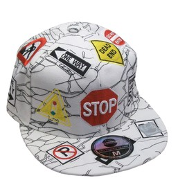 Casquette Stop Ny Hip Hop Rap New York #5