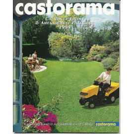castorama catalogue jardin et amenagement exterieur 1995. Black Bedroom Furniture Sets. Home Design Ideas