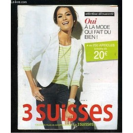 Catalogue. 3 Suisses. Selection Decouverte. de COLLECTIF.