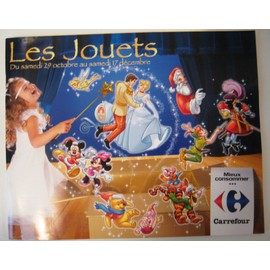 Catalogue De Jouets De Noel 2005 Du Grand Magasin Carrefour 0