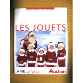 catalogue de jouets n el 2000 auchan 0 achat vente neuf occasion. Black Bedroom Furniture Sets. Home Design Ideas