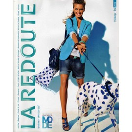 Catalogue de la redoute 2010 collection printemps t 2010 - La redoute catalogue blanc ...