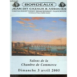 catalogue de vente aux encheres bordeaux jean dit cazaux et associes commisaires priseurs. Black Bedroom Furniture Sets. Home Design Ideas