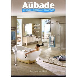 catalogue espace aubade sanitaire carrelage chauffage. Black Bedroom Furniture Sets. Home Design Ideas