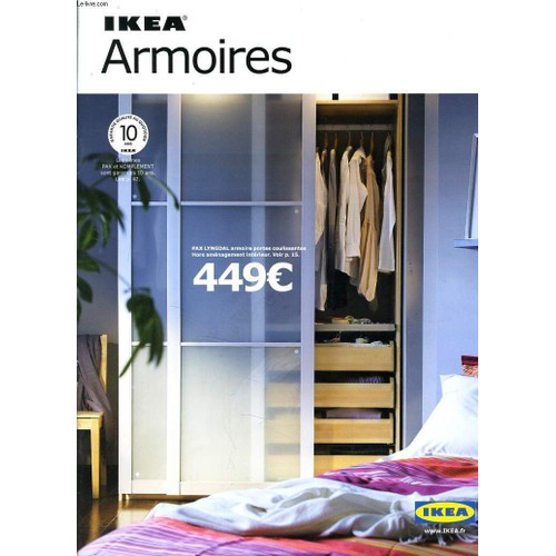 catalogue ikea armoire de ikea achat vente neuf occasion. Black Bedroom Furniture Sets. Home Design Ideas