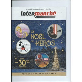 Catalogue Jouets Intermarche Le Noel Des Heros Disneys Princesses