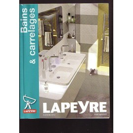 catalogue lapeyre bains et carrelages edition 201 2 priceminister rakuten. Black Bedroom Furniture Sets. Home Design Ideas
