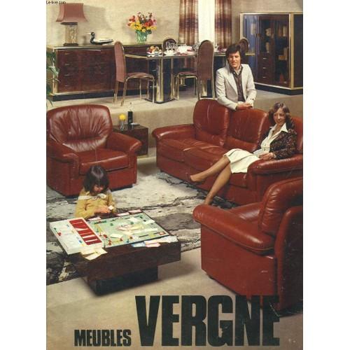 Catalogue meubles vergne livre achat vente neuf occasion for Catalogue meuble
