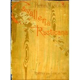 Cavalleria Rusticana. de Mascagni P